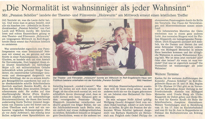 Pension Schöller Presse 2