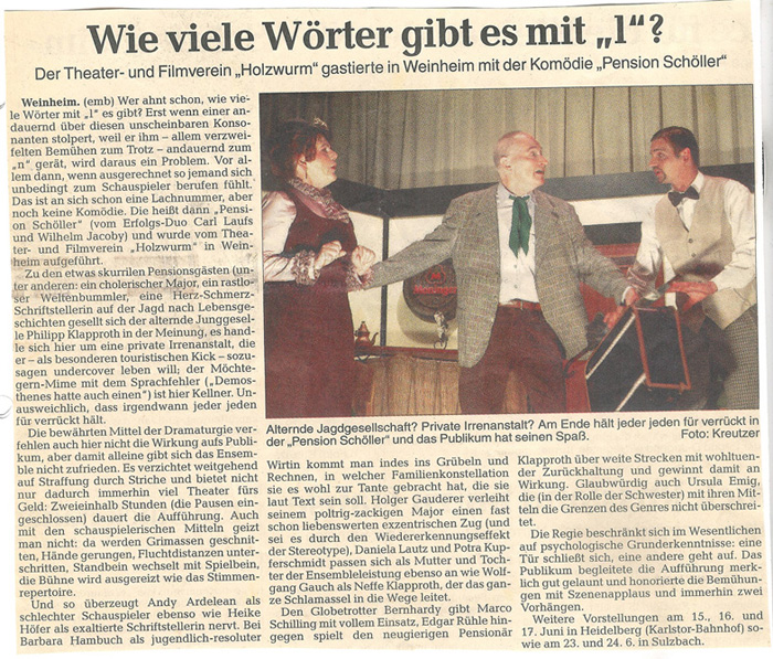 Pension Schöller Presse 3